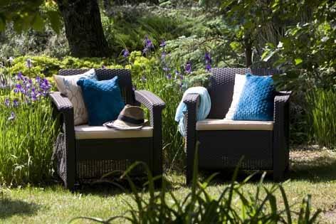 Corfu kerti szék