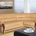 Doris ággyá nyitható kanapé bézs