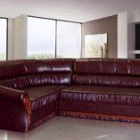 Doris ággyá nyitható kanapé bordó