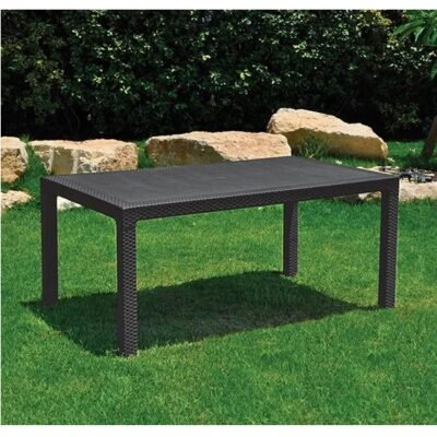 Melody asztal antracit 2