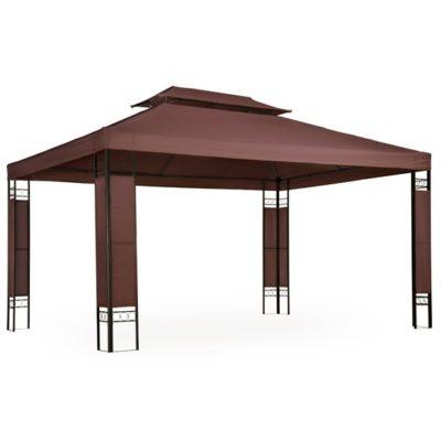 nyitott kerti pavilon 300x400 cm