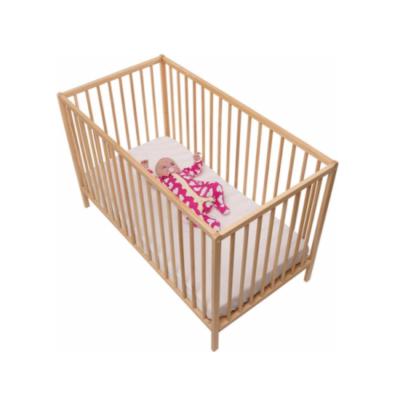 Hagora rácsos babaágy Rácsos babaágy Bükk gyerekágy gyermekágy csecsemőágy