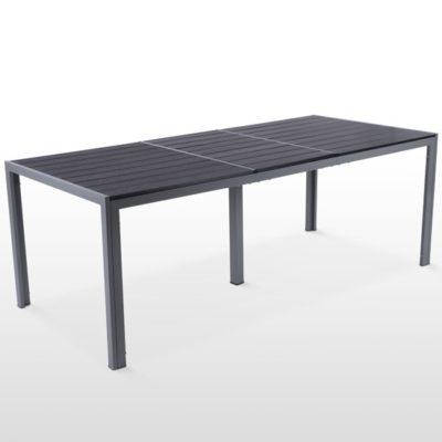 Elysa 8 személyes kerti asztal