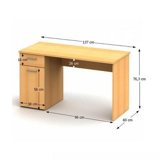 c621ec2a915a Egon íróasztal több színben - HAGORA WEBSHOP