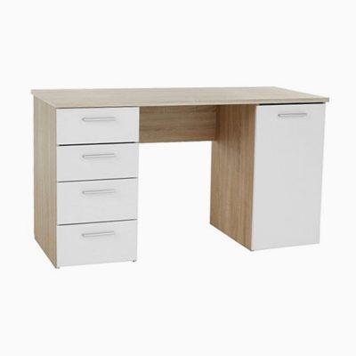 Eustach-íróasztal-sonoma-fehér
