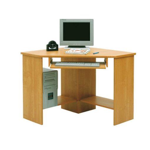 Hagora sarok számítógép asztal bükk