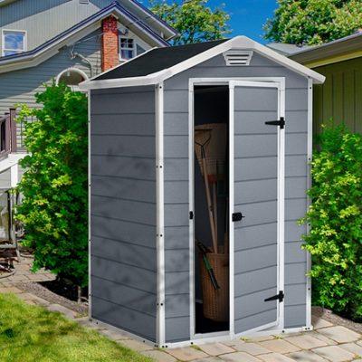 Manor 4x3 kerti tároló ház