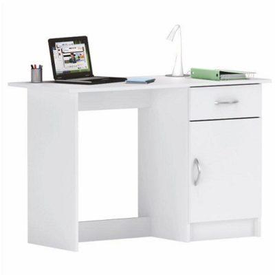 Siriss íróasztal fehér
