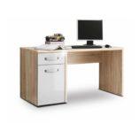 Teodoz íróasztal sonoma tölgy
