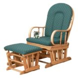 Relax fotel lábtartóval