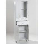 Standard 60F2 fürdőszoba szekrény