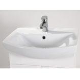 Standard 65F fürdőszoba szekrény mosdóval