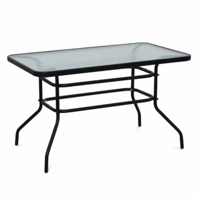 Demat kerti asztal