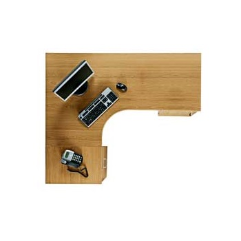 Marino íróasztal sarok elem fenyő