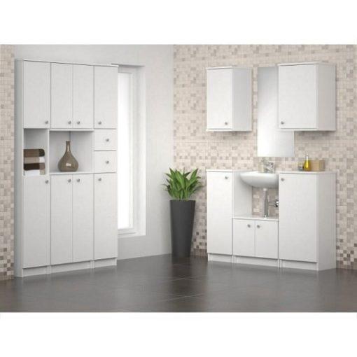 GALENA SI10 fürdőszoba szekrény