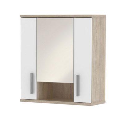 LESSY LI01 Tükrös fürdőszoba szekrény