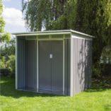 Fém kerti tároló ház G21 GBAH 720