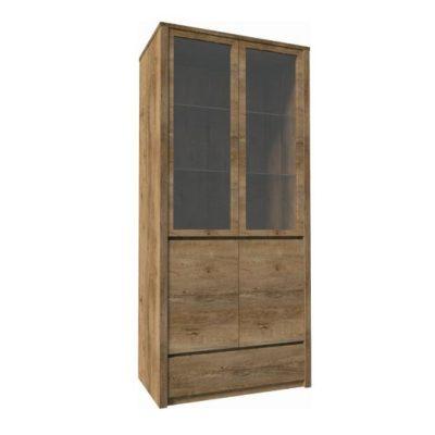 Montana vitrin szekrény