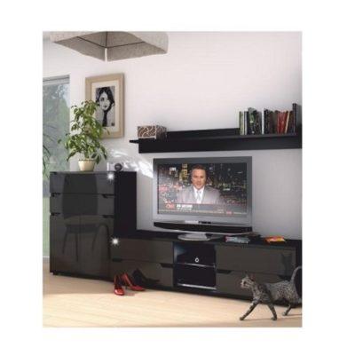 Adonis nappali bútor mf fekete