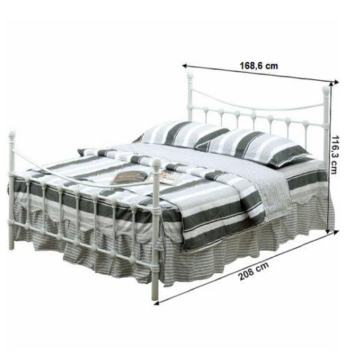 Nicole ágy 160