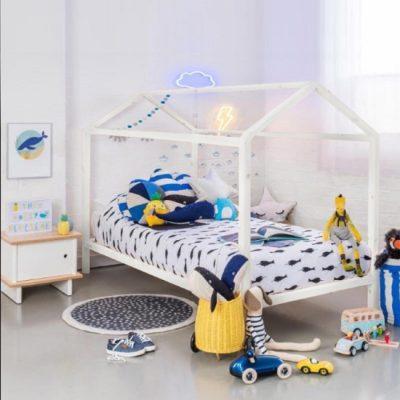 Impres házikó ágy 2