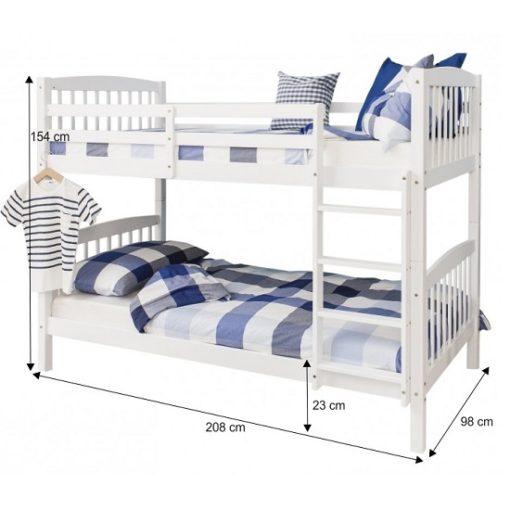 Ravelo emeletes ágy 4