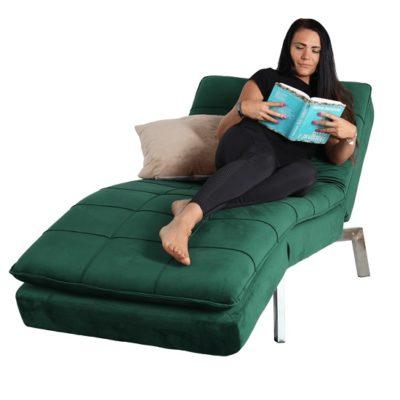 Reman pihenőágy smaragd 5