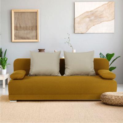Zaca kanapé mustár 1