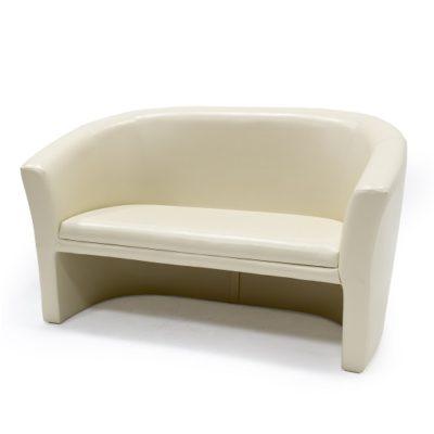 Duo fotel kanapé bézs