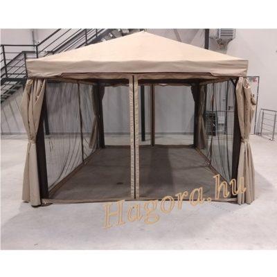 Kerti sátor 4 oldalfal szúnyogháló
