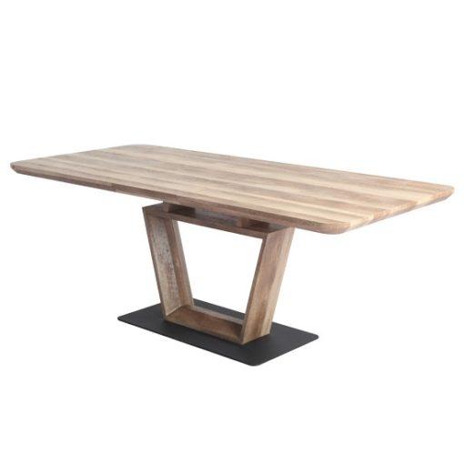 Leon asztal 160-200 canyon tölgy