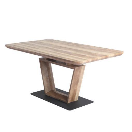 Leon asztal 160 canyon tölgy 2