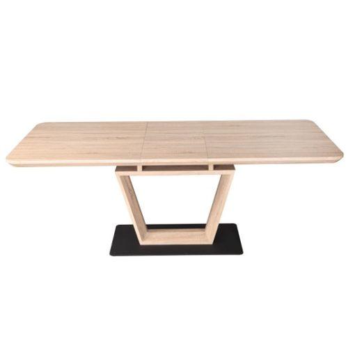 Leon asztal 160 sonoma