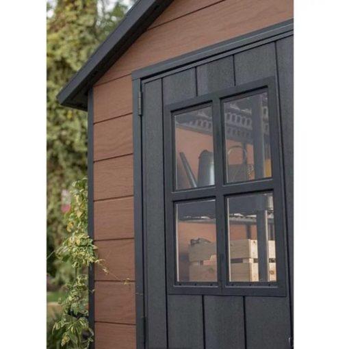 Newton 759 kerti tároló ablak