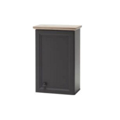 Toskana fürdőszoba felső szekrény szürke