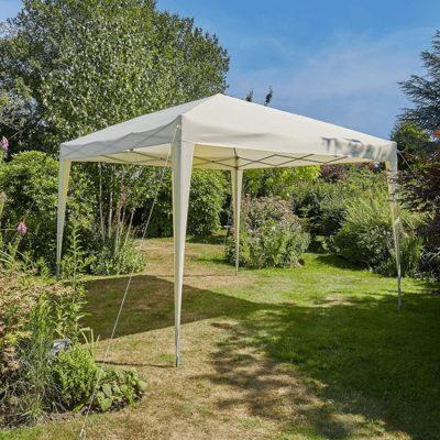 Kerti sátor fehér 3x3m