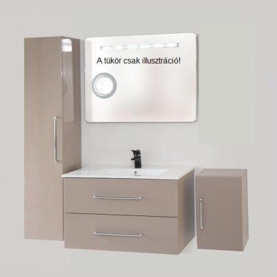 Colorado 3 részes fürdőszoba szett cappuccino